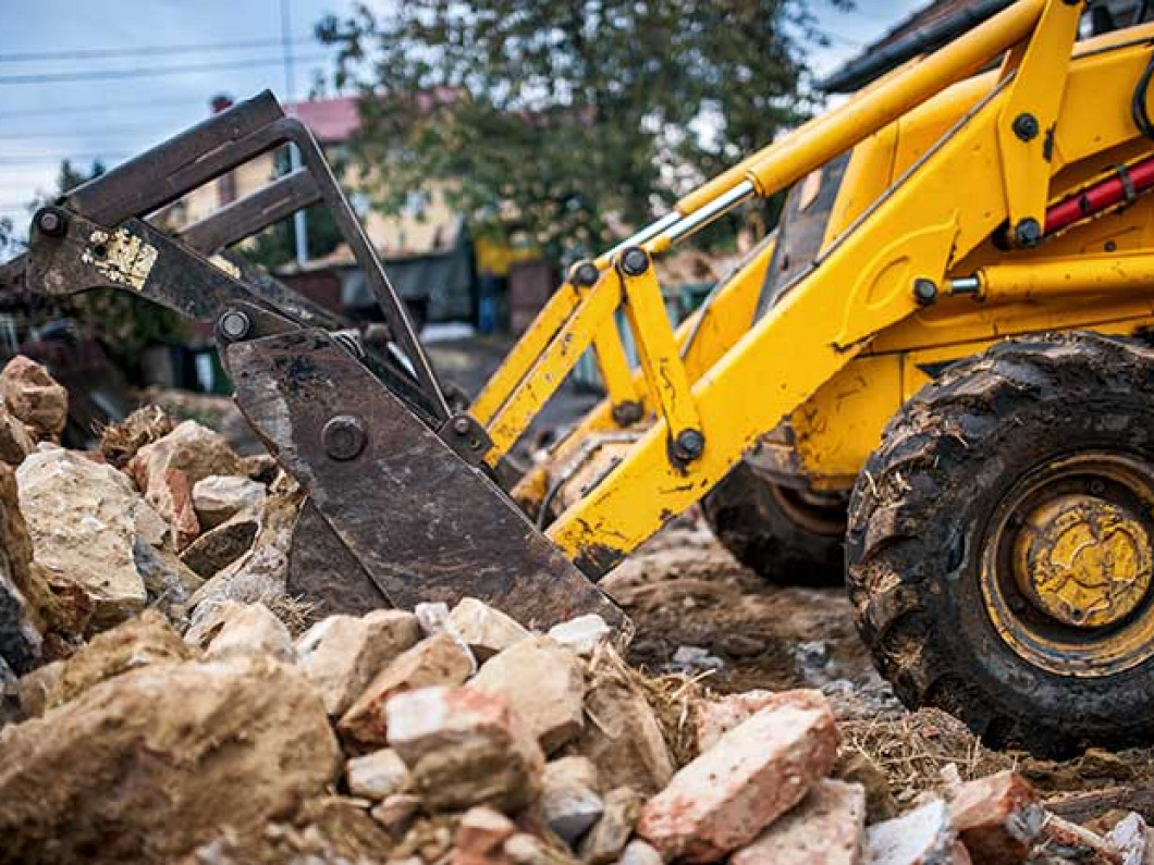 You'll find qualified demolition contractors at Clouston Trucking